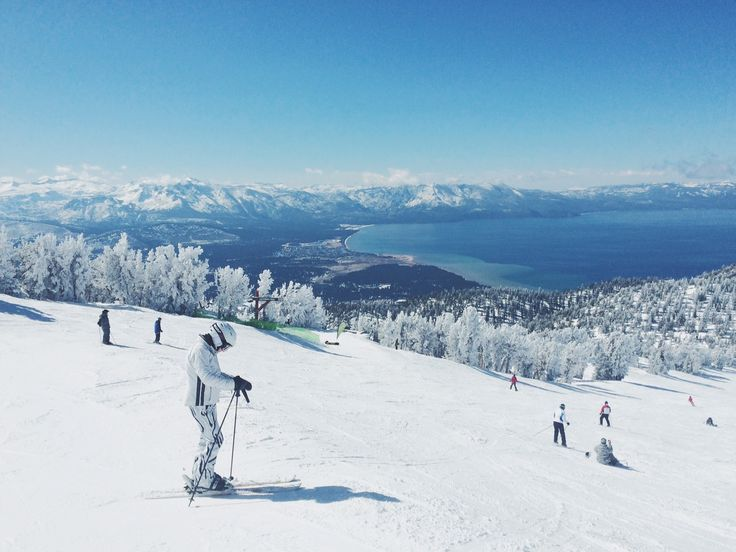 Heaven on Earth: Skiing California's Heavenly Resort