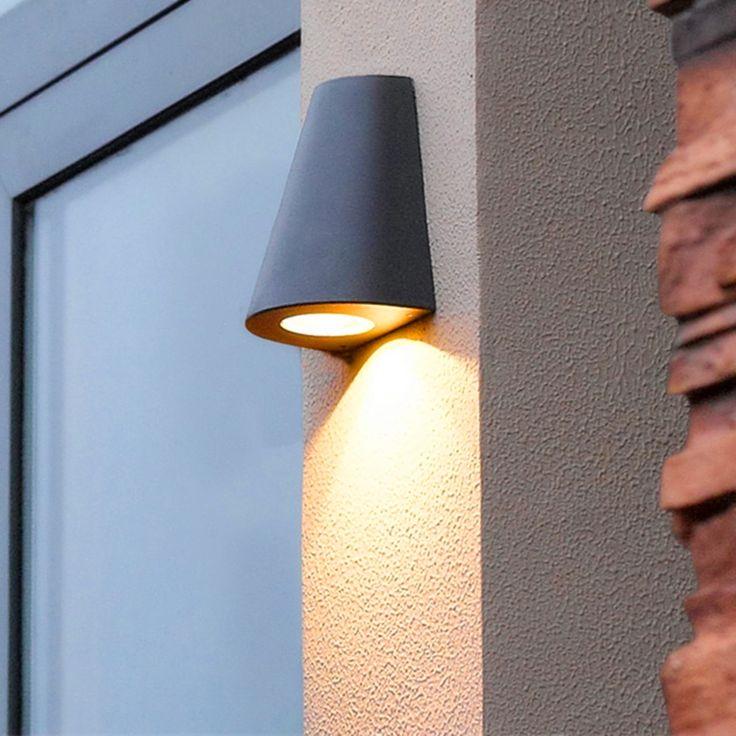 39.32$  Buy now - https://alitems.com/g/1e8d114494b01f4c715516525dc3e8/?i=5&ulp=https%3A%2F%2Fwww.aliexpress.com%2Fitem%2FIP65-Waterproof-Led-Wall-Light-Outdoor-Aluminum-3W-90-260V-Led-Stair-Light-Garden-Lamp-Outdoor%2F32671596936.html - IP65 Waterproof Outdoor Wall Lamp Black/White Aluminum 3W 90~260V Stair Light Garden Lighting Matte Surface WWL005
