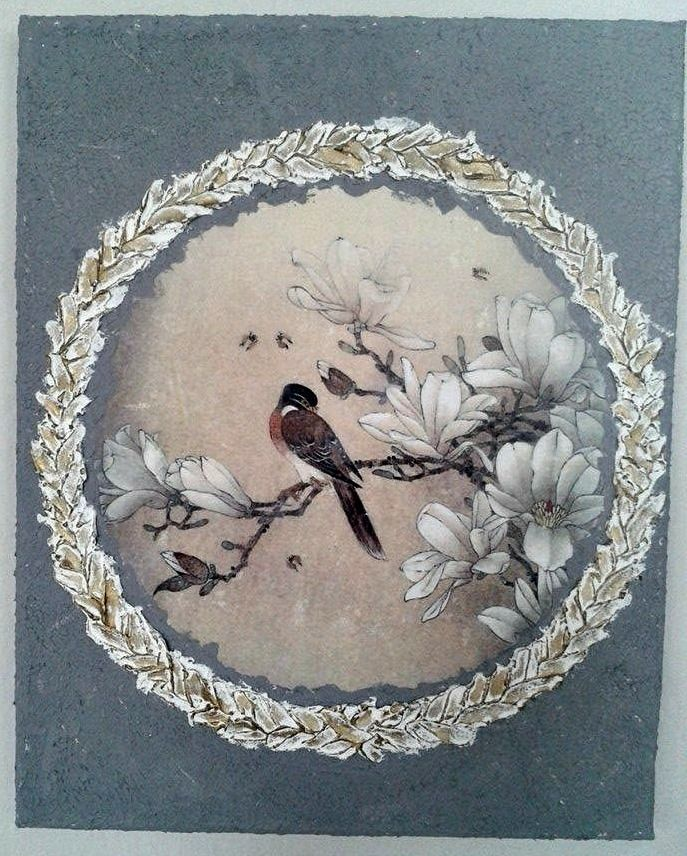 decoupage https://www.facebook.com/pages/Jewels-and-creations-by-Elisabet/188694694542313