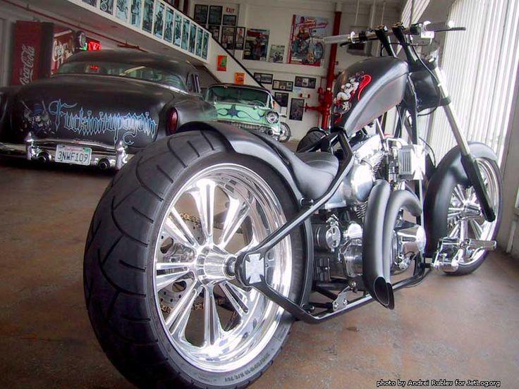 las mejores motos choperas - Taringa!