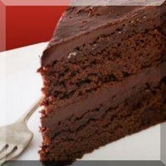 ΣΚΑΝΔΙΝΑΒΙΚΟ ΚΕΙΚ ΣΟΚΟΛΑΤΑΣ Εύκολο κέικ με πλούσια σοκολατένια γέμιση