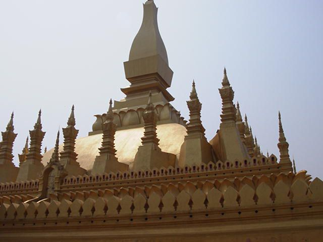 Lovely temple #Laos