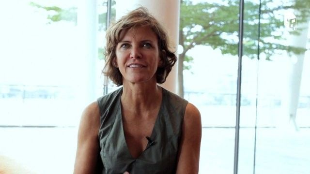 AD Interviews: Jeanne Gang / Studio Gang Architects