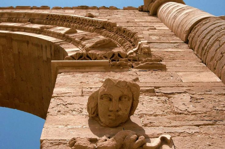 Iconoclasm Redefined Attacks on cultural heritage assert that Islam should have authority over any religion's or culture's presentation of images.