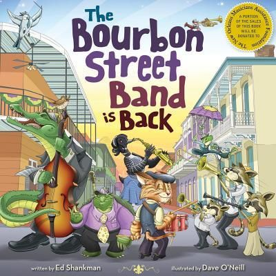 Fleurty Girl - Everything New Orleans - The Bourbon Street Band Is Back, $14.95