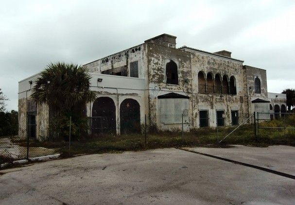 Haunted Hotel In Jensen Beach