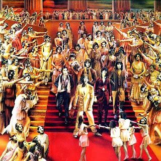 The Rolling Stones - It's Only Rock 'n' Roll album cover
