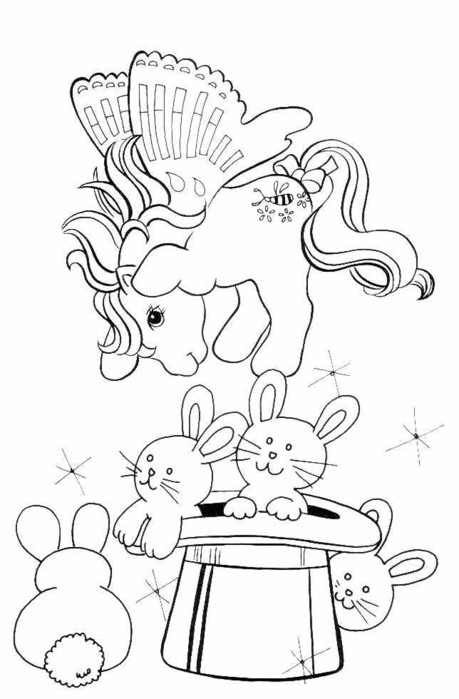 my little poney 999 coloring pages