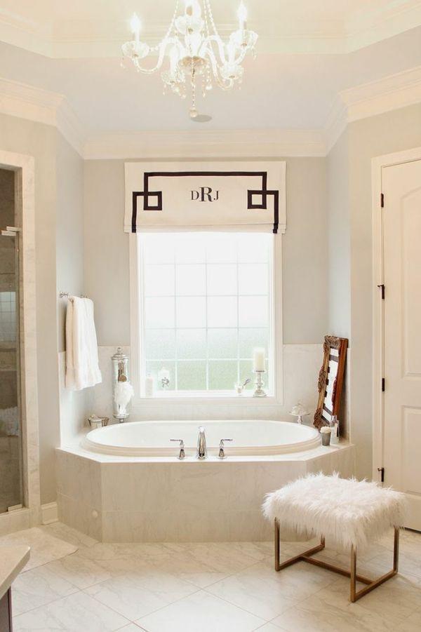 Dekorative Fenstergestaltung Leicht Gemacht Fenstergestaltung Raffrollo Ideen Badezimmer Renovieren