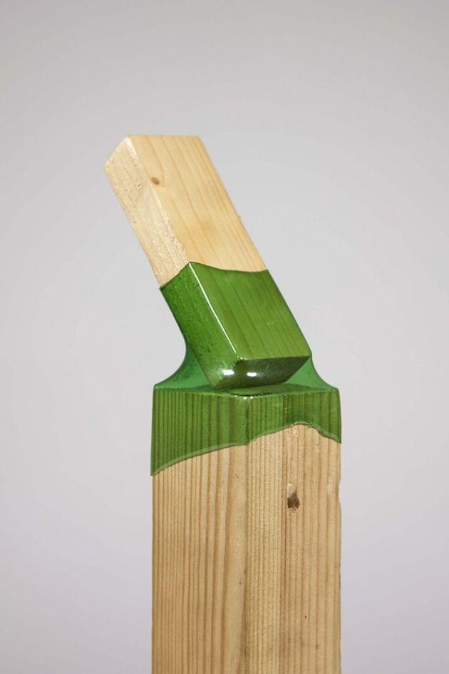 より低価格で、モノによっては簡単に家具を作ることができるDIY。今回は、「結合部」のアイディアを紹介する。ロンドン在住のデザイナー…