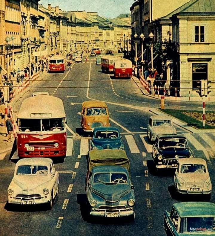 Nowy Świat, 1970 (?)