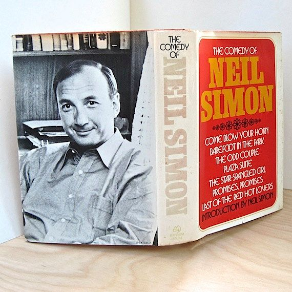 Comedy of  Neil Simon Introduction by Simon by ProsperosBookshelf, $90.00