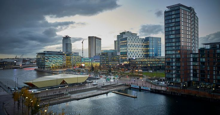 Channel 4 should move to Salford to make city the UK's media capital, says think-tank  ||  Get daily updates directly to your inbox + Subscribe Thank you for subscribing! Could not subscribe, try again later Invalid Email  Channel 4 should move to Salford to help make the city Britain's media capital, according to a new report backed by both senior Conservative and Labour figures.  Leading think-tank ResPublica…