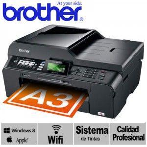 Brother MFC-J6510DW con sistema de tintas - Impresora Con Sistema de tinta continua - Reparamos Compus 2.0