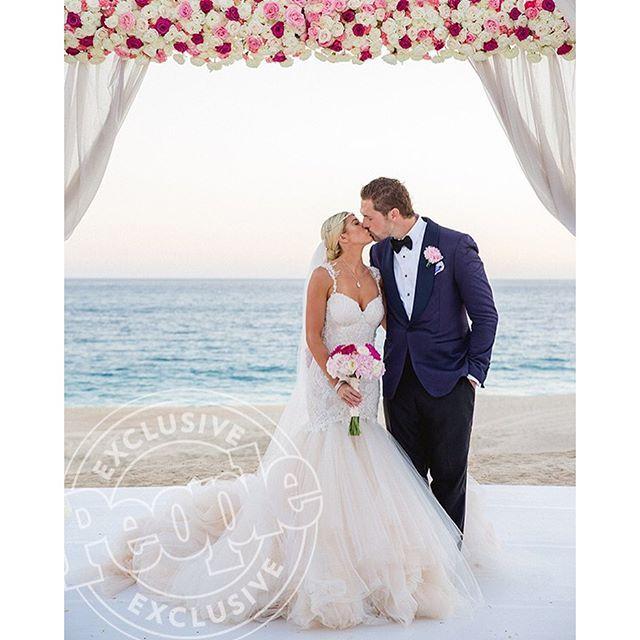 Wwe wedding