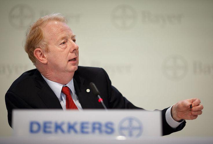 Bayer Raises Forecast on New Drugs, Consumer-Health Unit - Bloomberg