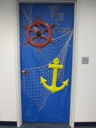 Under the Sea Door Decorations