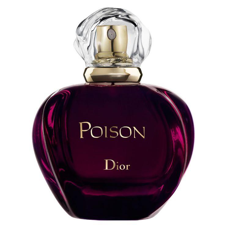 W Klubie Ekspertek możesz przetestować i ocenić Dior Poison Eau de Toilette  (pinterest)