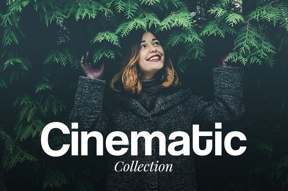Cinematic - Lightroom Presets by Hydrozi on @creativemarket