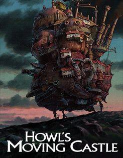 Los pósters de las películas de Miyazaki convertidos en GIFs | VICE | México