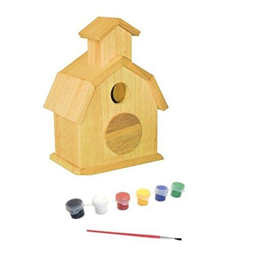 17 Best Images About Bird House Painting Kits On Pinterest