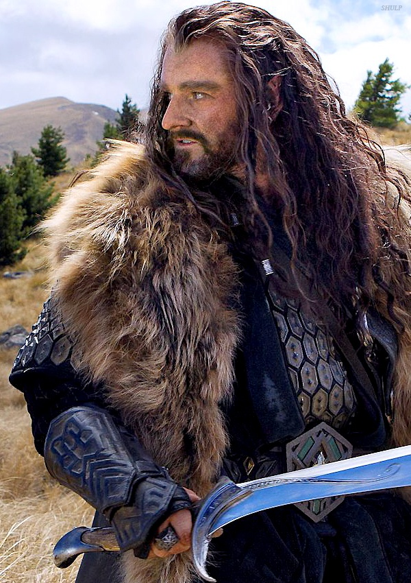 I like Richard Armitage best like this!