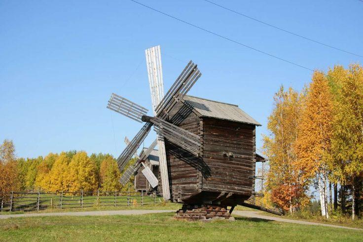 Музей деревянного зодчества «Малые Корелы», Архангельск