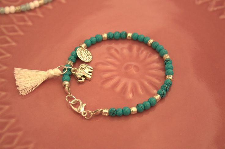 Armbänder - Armband Mio azul - ein Designerstück von MIO-O bei DaWanda