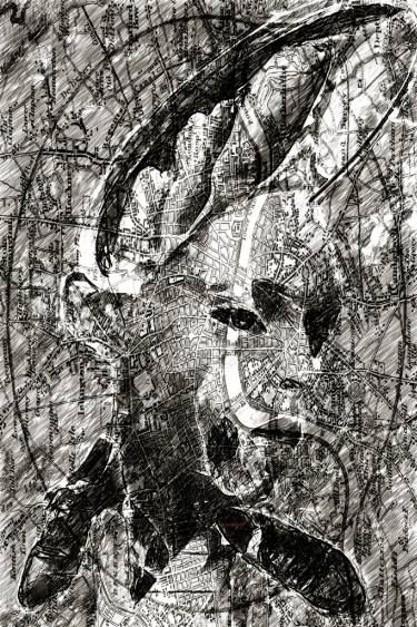 "Saatchi Art Artist ACQUA LUNA; Photography, ""31-World STREETS - Limited Edition 1 of 9"" #art"