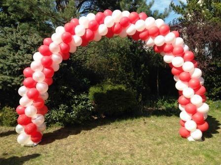 Bramy : Dekoracje balonowe : Klienci firmowi : Oferta : Pan Be