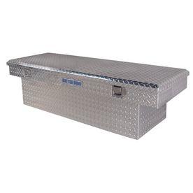 Better Built 30-in Silver Aluminum Truck Tool Box