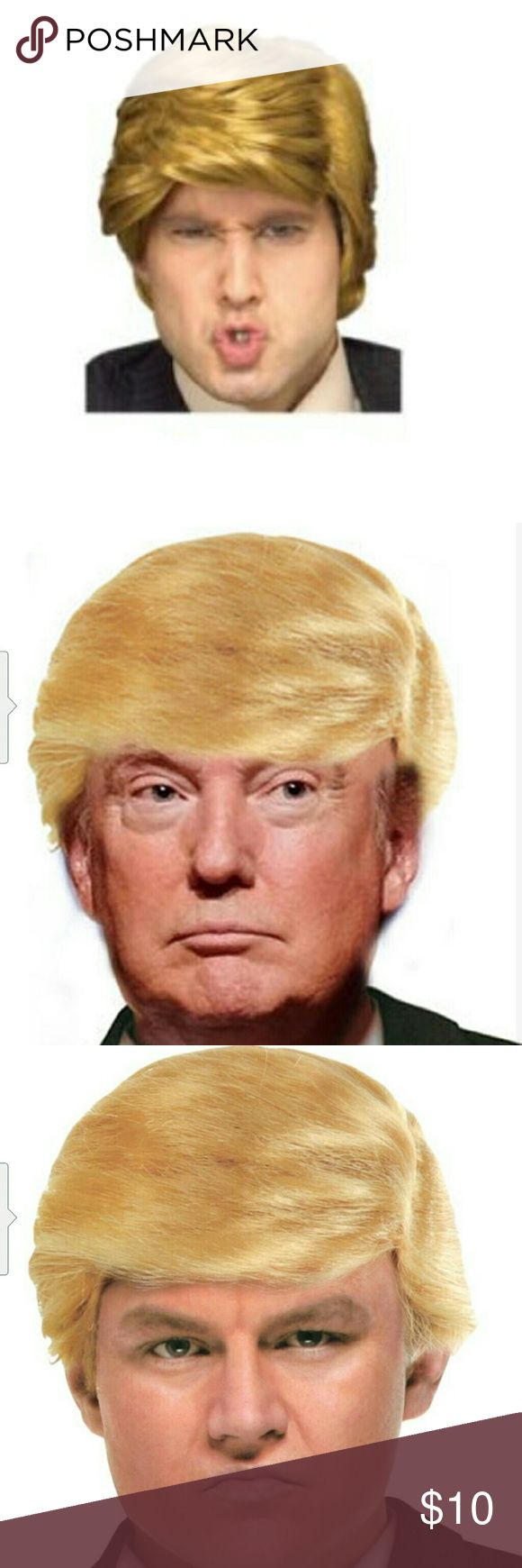 Donald Trump Wig Comb Over Donald Trump Wig Comb Over Accessories Hair Accessories