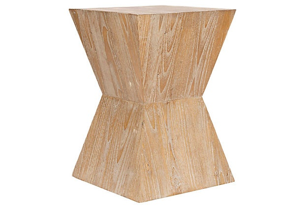 Drum Accent Table Target: A Simple Side Table From Safavieh.