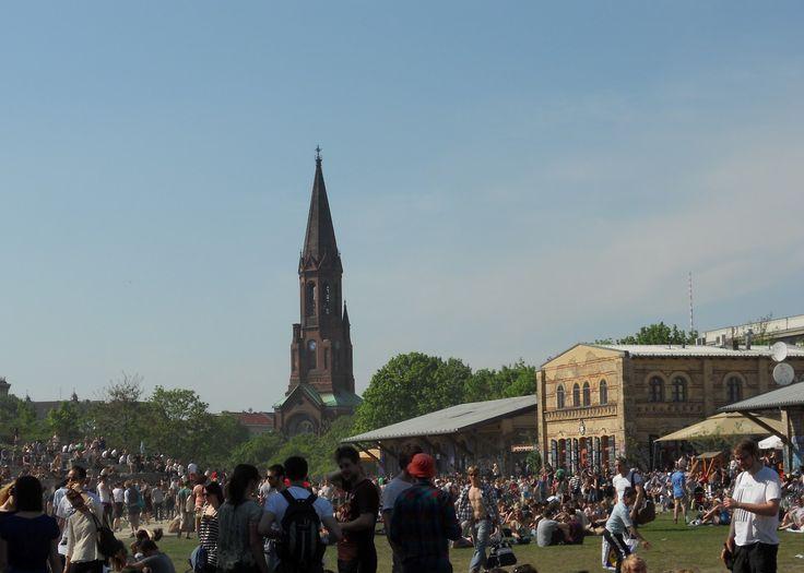 MyFest in Berlin - Erster Mai