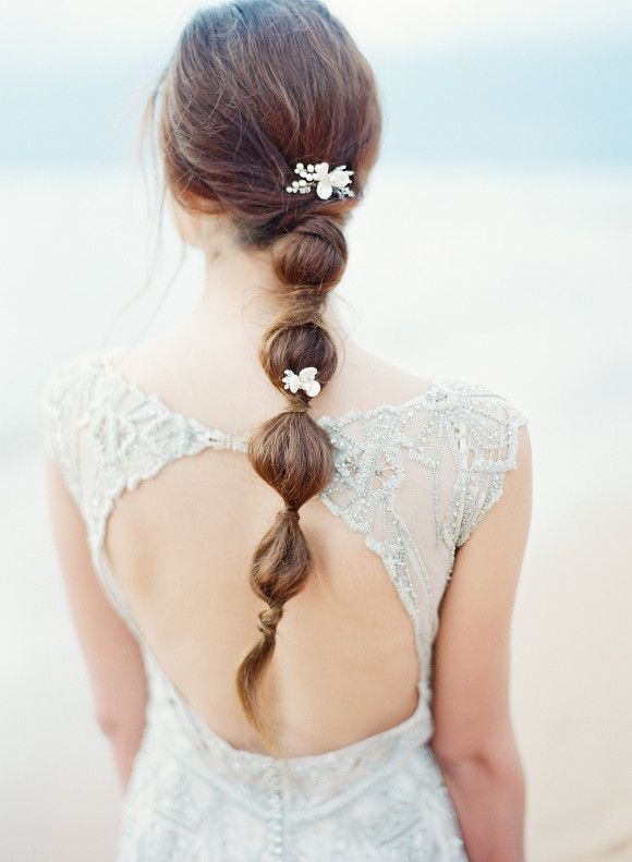 Hallelujah Weddings Wedding hair