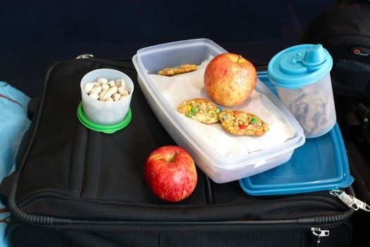 snack food for travel