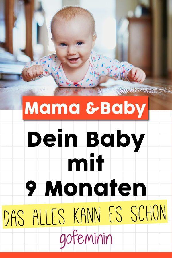 Entwicklung Deines Babys Im 9 Monat Sollte Alles Kindersicher