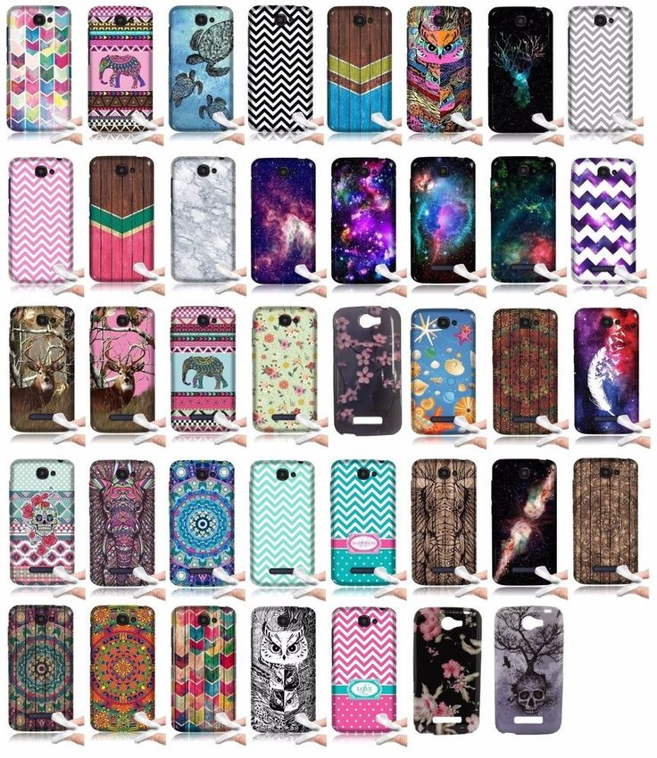 For Alcatel One Touch Fierce 2 7040T Pop Icon A564C TPU Rubber Cover Phone Case #NextKin