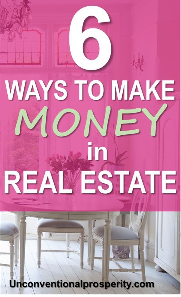Looking for Money Making Ideas in Real Estate? Here Are Some Proven Ways