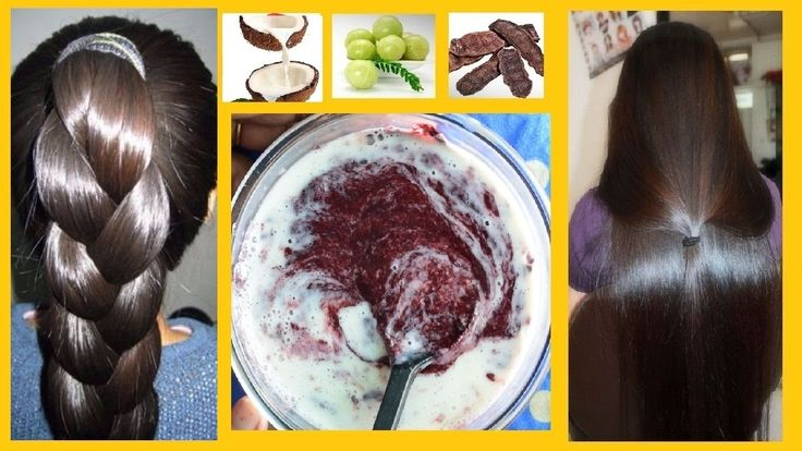 9cm in 2Months HAIR GROWTH | Hair Mask for extreme hair growth | Stop Ha...