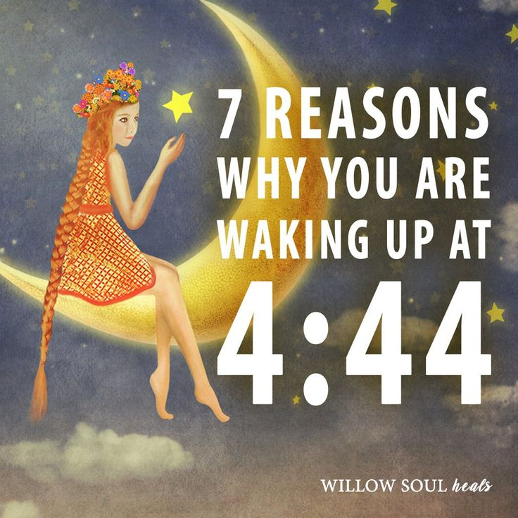 Waking up at 4:44 a.m. has an important meaning. Angels are sending a divine message to you. Here are seven reasons why you are seeing 444 in the morning.