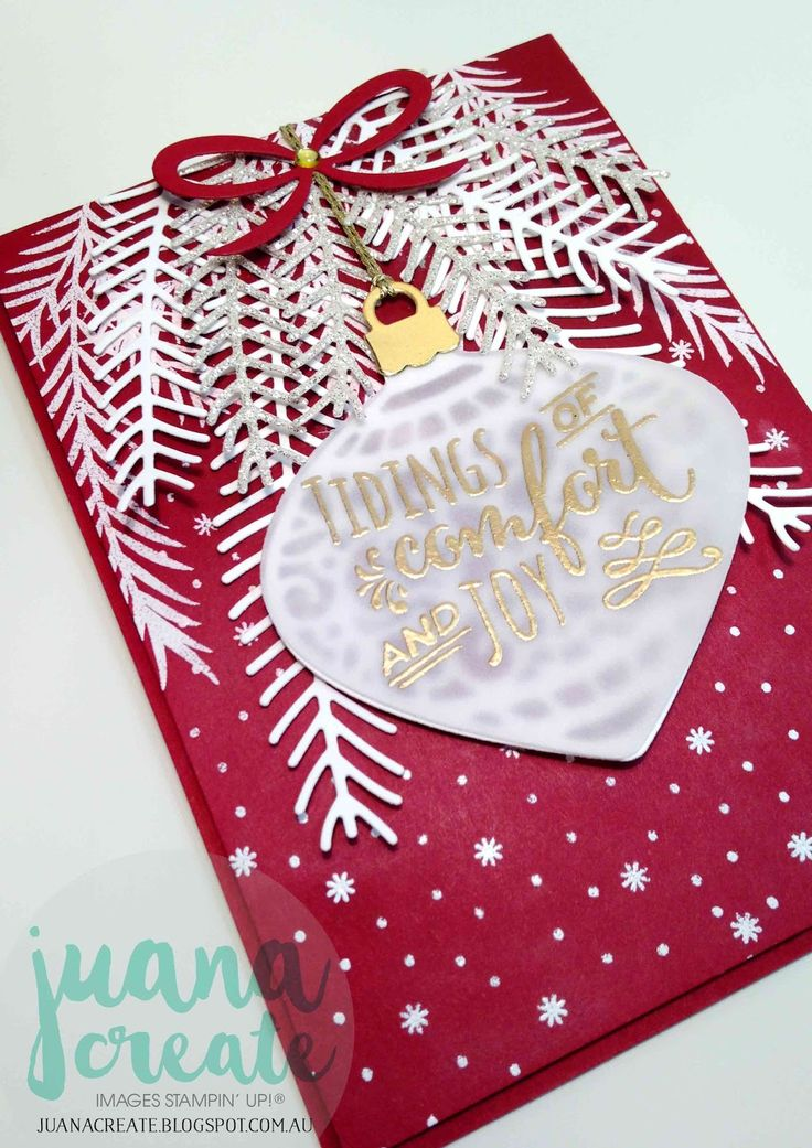 Juana Ambida | Christmas Pines bundle | Click on the picture to see more of…