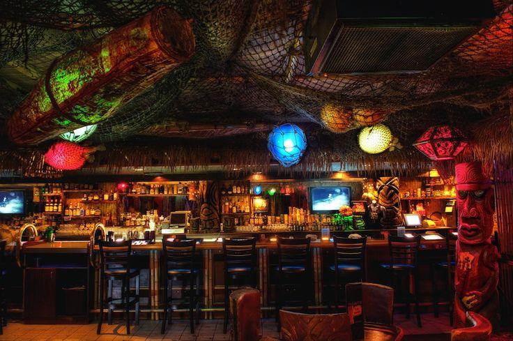 Frankie's Tiki Room in Vegas -- CHECK!