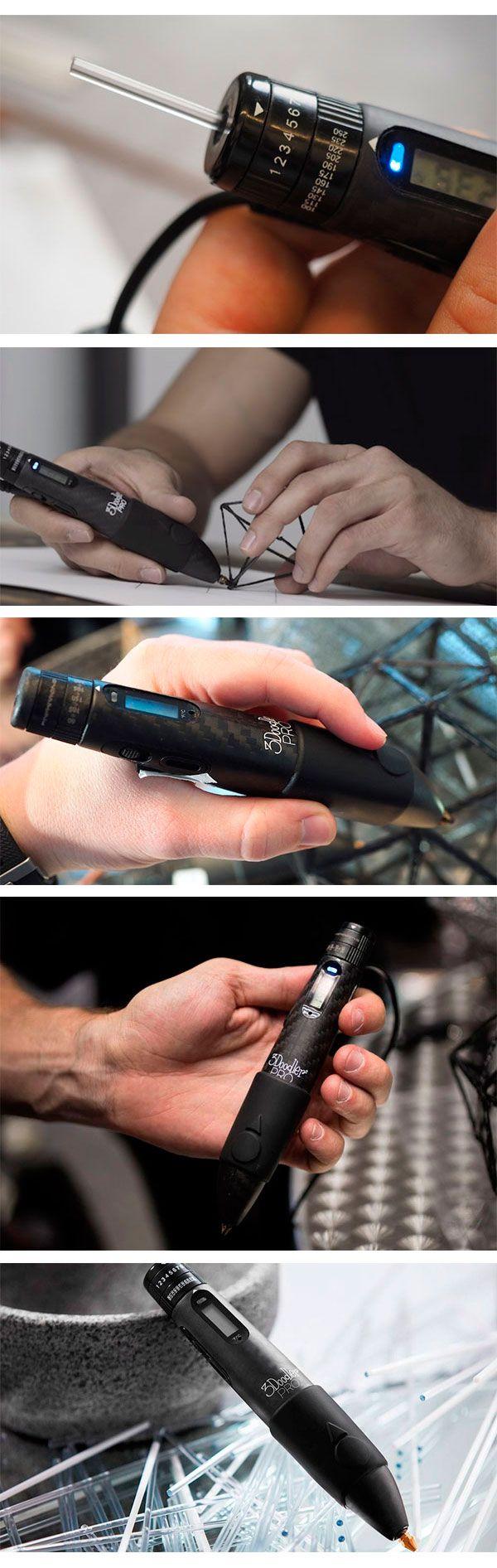 3D-ручка #3DoodlerPro для профессионалов своего дела