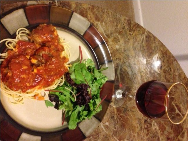 Cheesy Spaghetti & Meatball Recipe Cooking with the Electric Power Pressure Cooker - Recipe