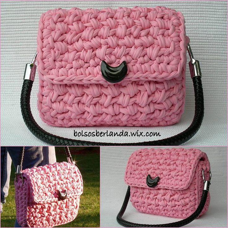 Crochet em Trapilhos: Eu também crocheto