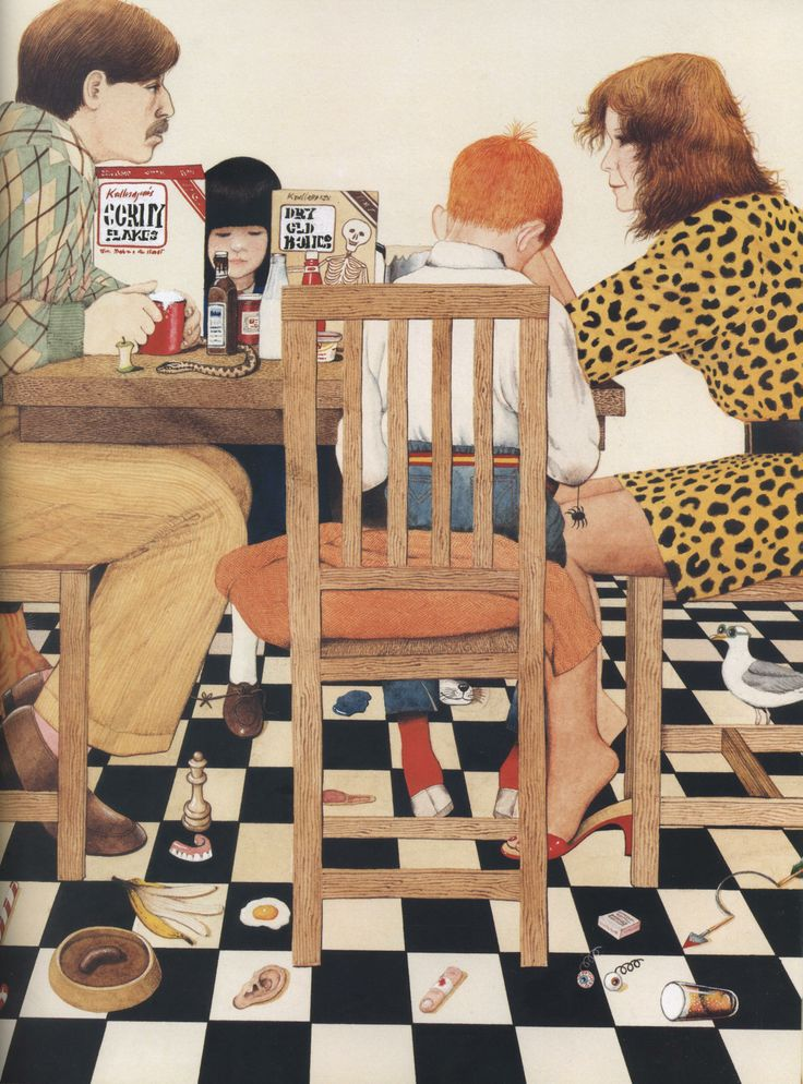 (UK) by Anthony Browne (1946- ).