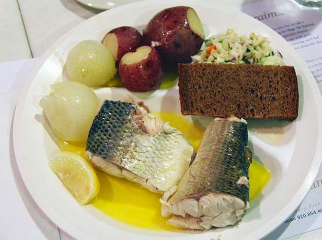 36 best images about catering on pinterest recipe box for Wisconsin fish boil