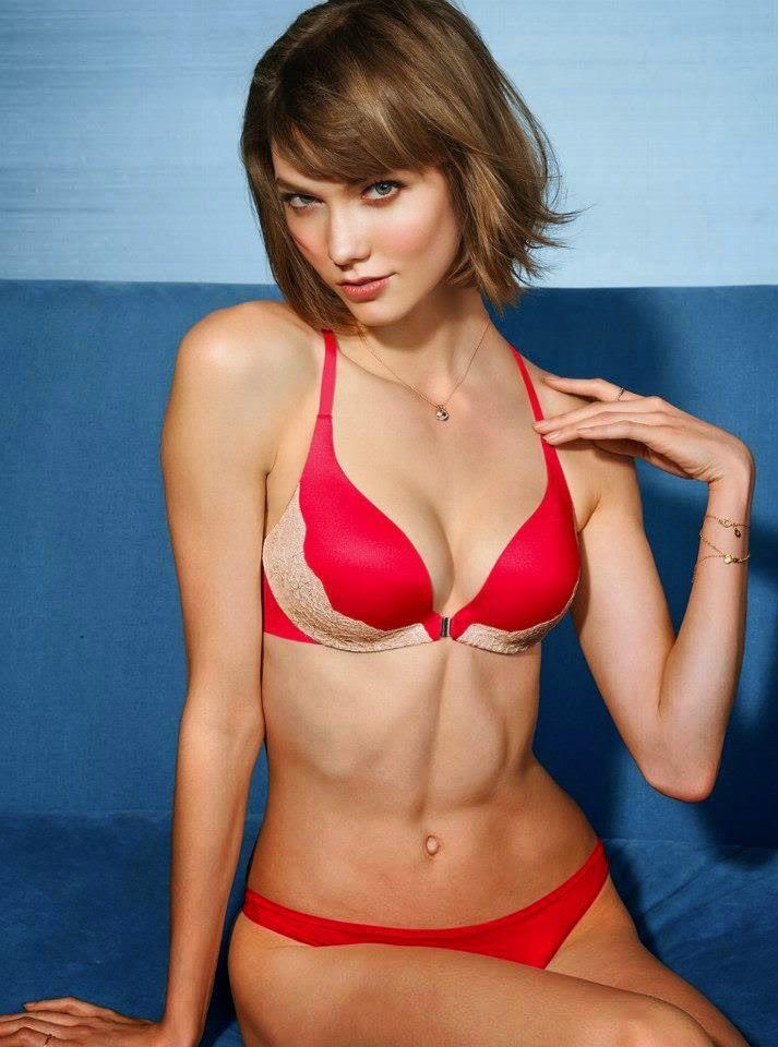 victoria 39 s secret model karlie kloss shares her secret
