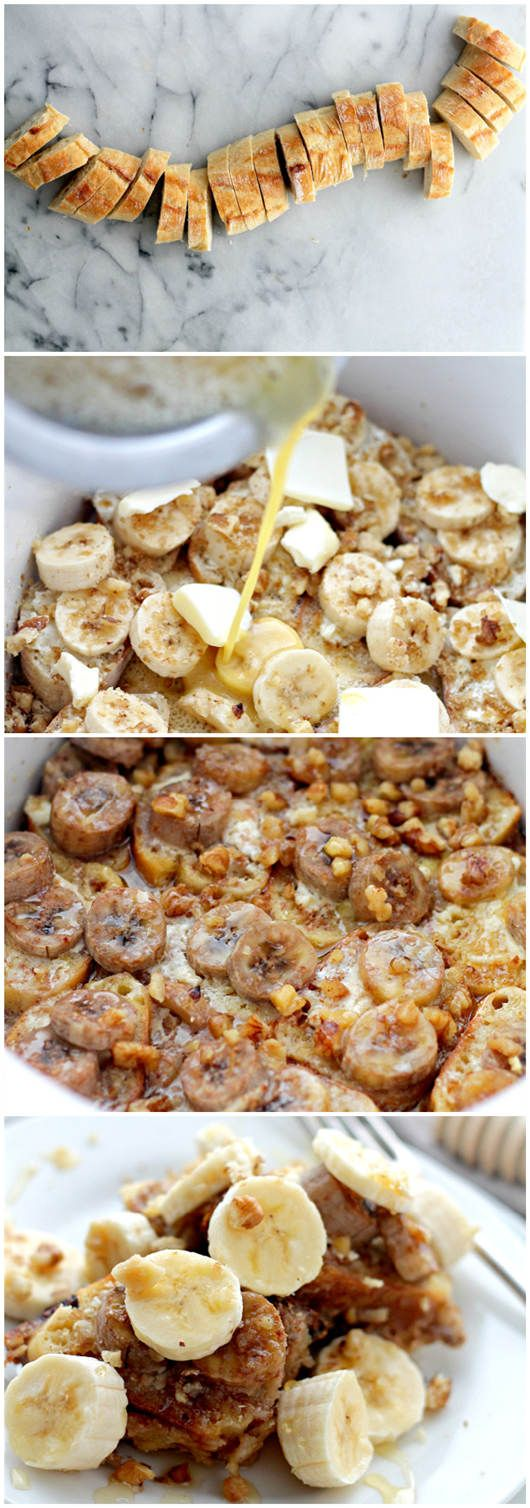 Best 20+ Crock Pot French Toast Ideas On Pinterest  Crockpot French Toast,  Crock Pot Breakfast Recipes And Slow Cooker Breakfast